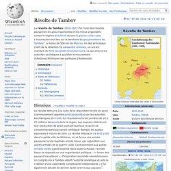 Révolte de Tambov