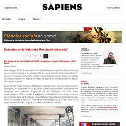 Revolució Industrial- Sapiens.cat