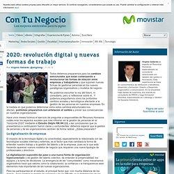 2020: revolución digital y nuevas formas de trabajo