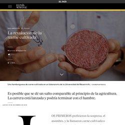 La revolución de la 'carne cultivada'
