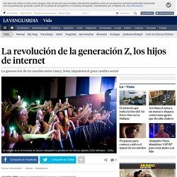 La revolución de la generación Z, los hijos de internet