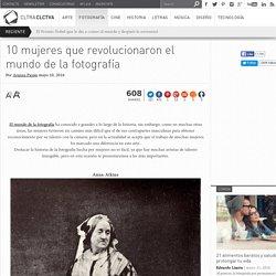 10 mujeres que revolucionaron el mundo de la fotografía