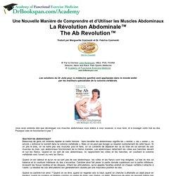 La Révolution Abdominale™ -comprendre et d'utiliser les muscles abdominaux