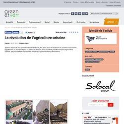 Égypte : La révolution de l'agriculture urbaine