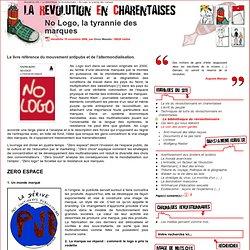 No Logo, la tyrannie des marques - La Révolution en Charentaises