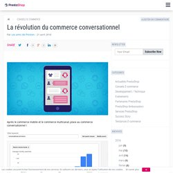 La révolution du commerce conversationnel