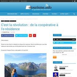 C'est la révolution : de la coopérative à l'e-résidence