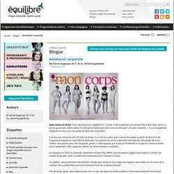 Révolution corporelle - Blogue - ÉquiLibre