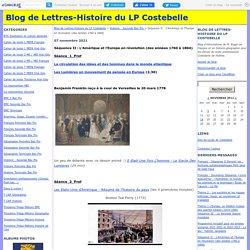 Séquence III : Les Lumières, la Révolution française et l'Europe au XVIIIème siècle - Blog de Lettres-Histoire du LP Costebelle