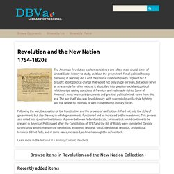 Library of Virginia- Document Bank of Virginia