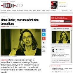 Mona Chollet, pour une révolution domestique