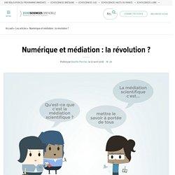 Numérique et médiation : la révolution ?