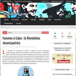 Femmes à Cuba : la Révolution émancipatrice