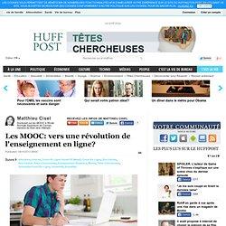Les MOOC: vers une révolution de l'enseignement en ligne?