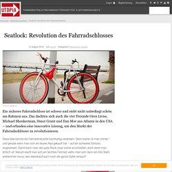 Seatlock: Revolution des Fahrradschlosses