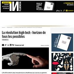 La révolution high-tech : horizon de tous les possibles - 19/10/16