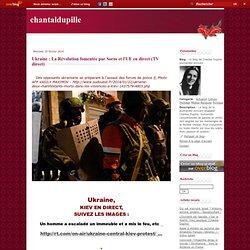 Ukraine : La Révolution fomentée par Soros et l'UE en direct (TV direct)
