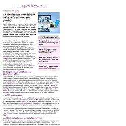La révolution numérique défie la fiscalité (1ère partie) - synthèses - actuEL-expert-comptable.fr