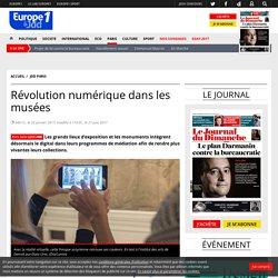 Révolution numérique dans les musées