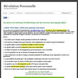 Révolution Personnelle