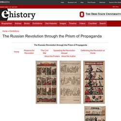 The Russian Revolution through the Prism of Propaganda