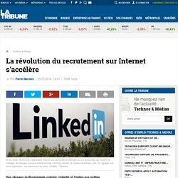 La révolution du recrutement sur Internet s'accélère