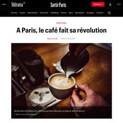 A Paris, le café fait sa révolution - Sortir