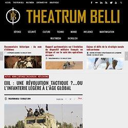 EIIL : une révolution tactique ?…ou l'infanterie légère à l'âge global