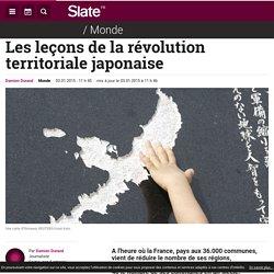 Les leçons de la révolution territoriale japonaise