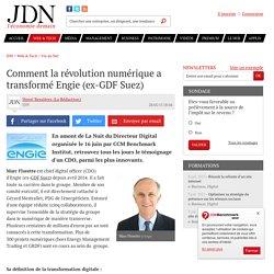 Comment la révolution numérique a transformé Engie (ex-GDF Suez) - JDN