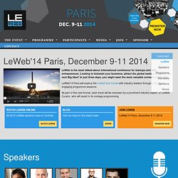 Leweb I website