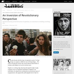 An Inversion of Revolutionary Perspective