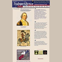 Museum Collections 'American Revolutionary War: Independence National Historic Park'