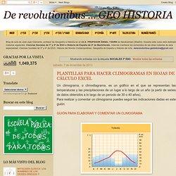 De revolutionibus ... GEO HISTORIA: SOCIALES 3º ESO