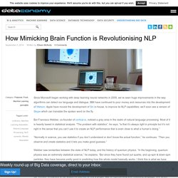 How Mimicking Brain Function is Revolutionising NLP