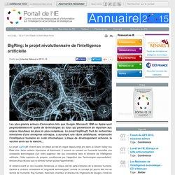 BigRing: le projet révolutionnaire de l'intelligence artificielle