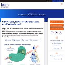 CRISPR-Cas9, l'outil révolutionnaire pour modifier le génome ?
