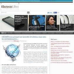 L'ICANN nous promet une nouvelle révolution, mais sans les révolutionnaires... - Web 1,2,3ElectronLibre