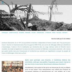 BALLAST Révolutionnaires et ouvriers contre la Première Guerre mondiale