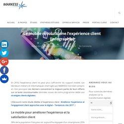 Le mobile révolutionne l'expérience client - Blog MARKESS