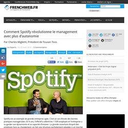 Comment Spotify révolutionne le management avec plus d'autonomie