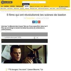 5 films qui ont révolutionné les scènes de baston - Dossier Ciné