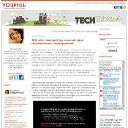 TED talk : comment les cours en ligne révolutionnent l'enseignement