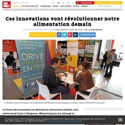 Ces innovations vont révolutionner notre alimentation demain - Sud Ouest.fr