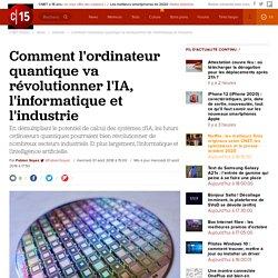 Tom AUBRIS Comment l'ordinateur quantique va révolutionner l'IA, l'informatique et l'industrie
