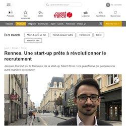 Rennes. Une start-up prête à révolutionner le recrutement