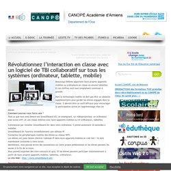 Révolutionnez l'interaction en classe avec un logiciel de TBI collaboratif sur tous les systèmes (ordinateur, tablette, mobile)