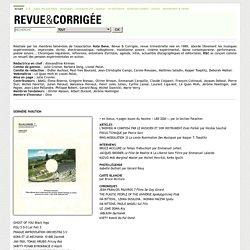 Revue & Corrigée