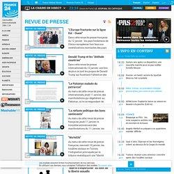 France24 - REVUE DE PRESSE