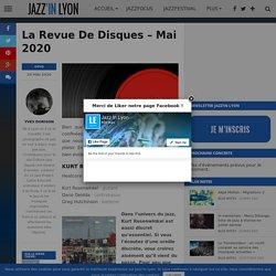 La Revue De Disques - Mai 2020 > Jazz In Lyon